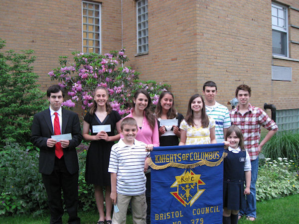 Scholarship Program Recipients for 2009-2010
