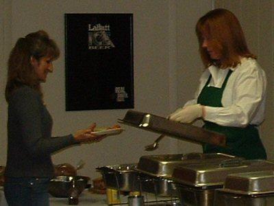 Irish Dinner March 2005
