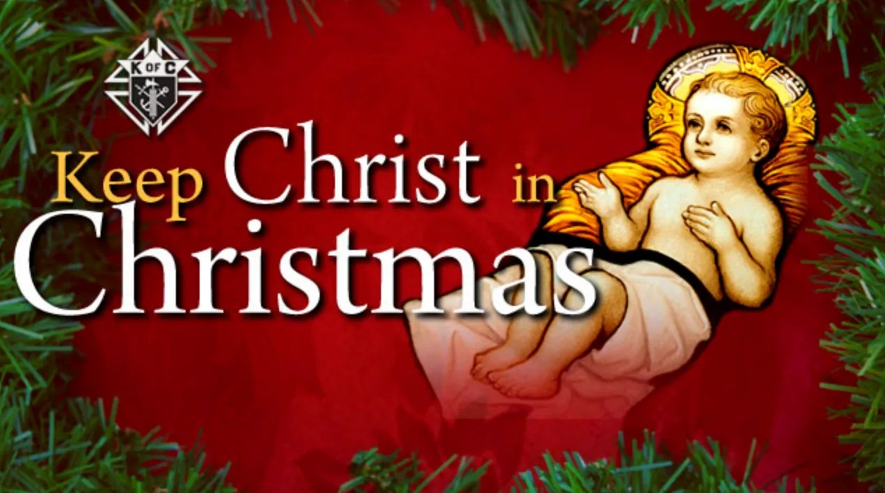 Keep Christ In Christmas Contest Winners